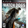 Jogo Novo Lacrado Watch Dogs Para Playstation 3