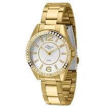 Relógio Condor Kw86834/4b - Dourado - Feminino 12x Sem Juros