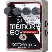 Electro Harmonix Memory Boy Delay Analogico + Original Zero