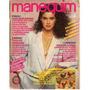 Manequim Nº 292 Abril 1984 Capa Marcia Lima