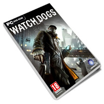 Watch Dogs Pc Original - Digital Uplay - Watch Dogs Uplay