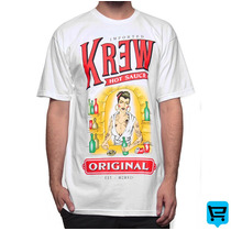 Camiseta Kr3w - Original - Pronta Entrega! Krew Dgk Diamond
