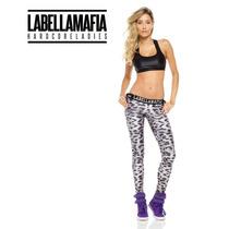 Calça Legging Labellamafia Cl165 Estampada Frete Gratis