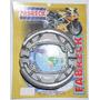 Patim Lona De Freio Honda Nx-200 /xr-200 /nx-150 / Xlx-350r