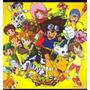 Dvd Digimon 1º A 5° Temporada + Frete Gratis