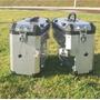 produto Bauletos Laterais Aluminio Bmw R1200 Gs/gsa Par + Suportes