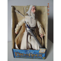 Senhor Aneis - Lord Of The Rings - Gandalf- 30 Cm - Toy Biz