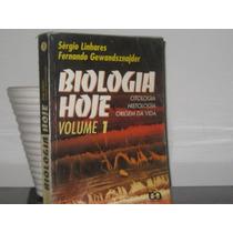 Biologia Hoje Vol 1 Sérgio Linhares