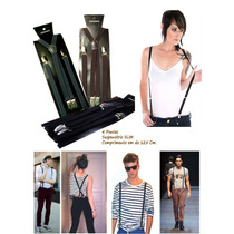 Suspensório Unisex_slim_alternativo_fashion_j.rock_urban_emo