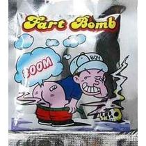 Fart Bomb Saco De Peidos Fedorento Kit Com 4
