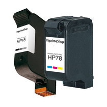 Cartucho Hp 78 6578 Color E Hp 45 Preto 930c 970cxi 9300 935