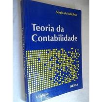 Livro - Teoria De Contabilidade - - Administração