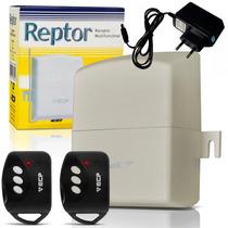 Kit Receptor C/ 2 Controles Remoto Ecp + Fonte 12v