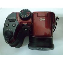 Câmera Fotográfica Digital Ge Modelo: X400