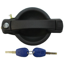 Maçaneta Ext. Porta Diant. D - C/ch Snake Key - Doblo 02 ...