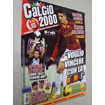Revista Futebol Calcio 2000 172 2012 Eurocopas 2000 & 2004