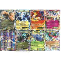 Lote 50 Cartas Pokémon Com Card Ex Garantido (v. Foto)