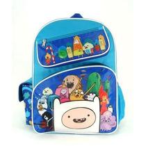 Mochila Adventure Time, Finn E Turma Grande - 635121