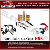Cabo De Vela Ngk Gm/chevrolet Vectra 2.0 8v Gasolina 1993 A