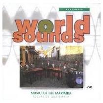 Cd Music Of The Marimba Teclas De Guatemala (importado)