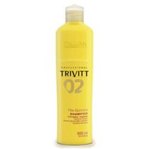 Itallian Hairtech Trivitt Shampoo Pós Química Nº 2 300ml