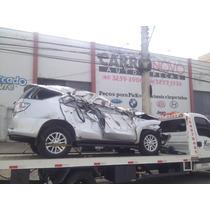 Sucata Toyota Hilux Sw4 2013 3.0 Diesel Pecasl Lata Mecanica