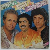 Lp Trio Do Batidão - Carlito, Baduy E Elias Filho - Vol 11 -