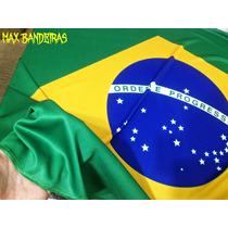 Bandeira Oficial Do Brasil! Gigante! Frete Grátis!