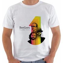 Camiseta Bee Gees Number Ones