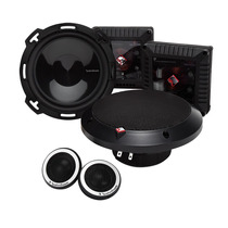 Kit 2 Vias 6 Rockford Fosgate T1652s Power Original ....