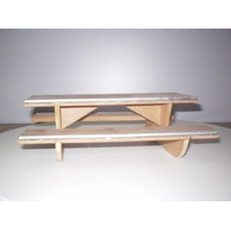 Rampa Skate Dedo Fingerboard Pic - Nic Table