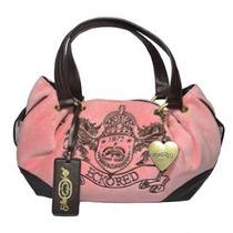 Bolsa Brasão Ecko Red Bags Rosa Frete Grátis