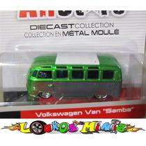 Maisto Kombi Volkswagen Van Samba Allstars Lacrado 1:64