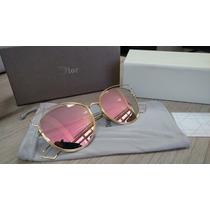 Óculos Dior Sideral 2 Rosa/rosé - Original