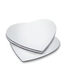 Mouse Pad Para Sublimação Coração - Para Personalizar 400un