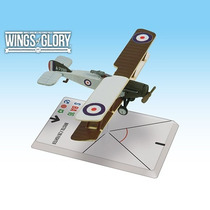 Bristol F2b (headlam) Wings Of War/ Glory Jogo 1a. Guerra