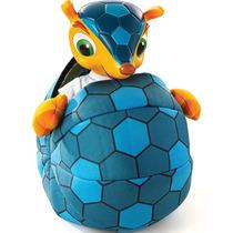 Boneco Fuleco Vira Bola 35 Cm Mascote Oficial Fifa - Grow