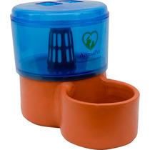Bebedouro Para Caes E Gatos - 2,5 Litros - Água Filtrada
