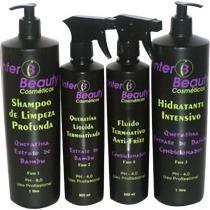 Cauterização 4 Produtos Interbeauty Cosmeticos