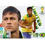 Cards Copa 2014 - Adrenalyn Neymar Brasil Limited Edition