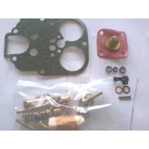 Reparo Carburador Gas Chevette Mini Progressivo