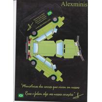 Vw Brasilia Alexminis Papel Modelismo