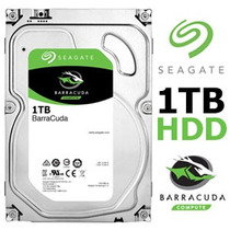Hd Seagate 1tb 1000gb 7200rpm 64mb Desktop E Dvr Pronta Entr