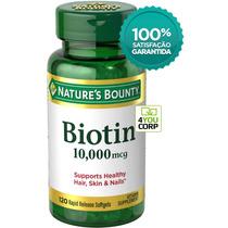 Biotina 10.000 Mcg Nature