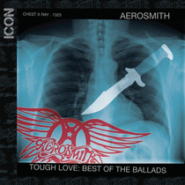 Cd Aerosmith Icon Best Ballads [eua] Novo Lacrado