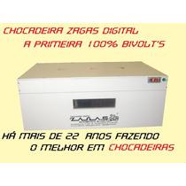 Chocadeira 120 Ovos Automática Zagas Digital