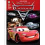 Álbum De Figurinhas Disney 2011 Carros 2 Semicompleto Novo