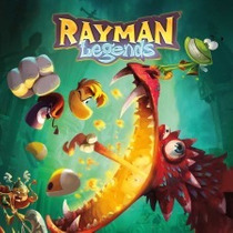 Rayman Legends - Playstation 3 Artgames