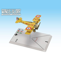 Spad S.vii (guynemer) Wings Of Glory Jogo 1a. Guerra