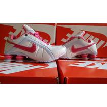 Tênis Nike Shox Junior Feminino- Frete Grátis